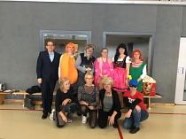 Fasching 2020 Kollegium©Grundschule Landesbergen