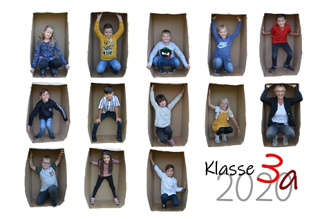 Klasse 3a.JPG©Grundschule Landesbergen