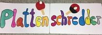 Plattenschredder©Grundschule Landesbergen