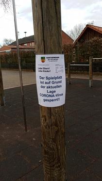 Verbot©Grundschule Landesbergen