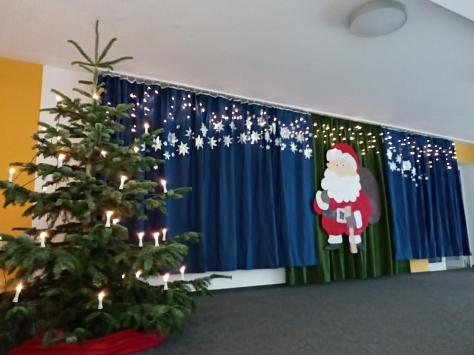 Jedes Jahr zur Weihnachtszeit...©Grundschule Landesbergen